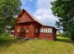Дом в деревне Жданово