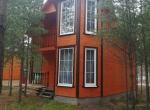 Дом в селе Купанское в сосновом бору